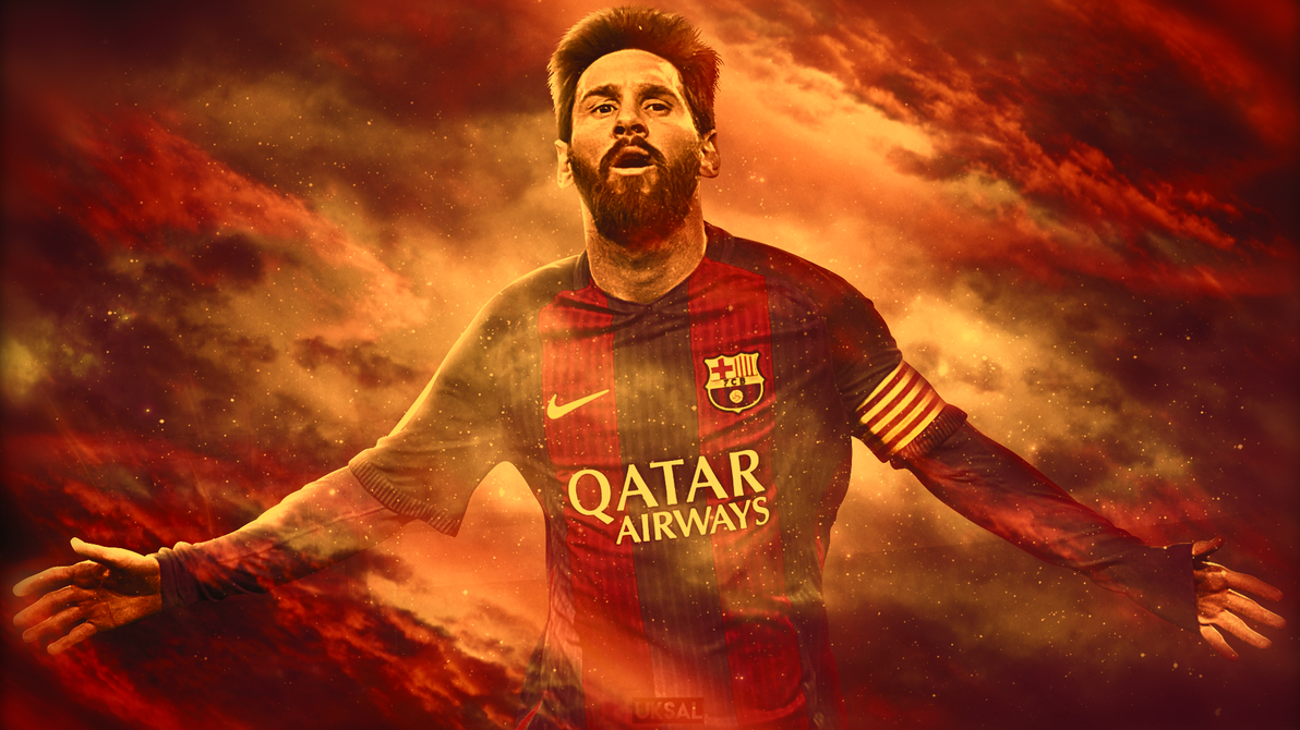 Lionel Messi Wallpaper By Baranuksaldesign059