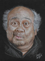 Danny Devito by AndyGill1964