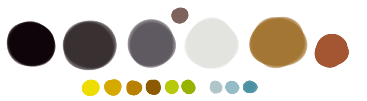 Esk Colors update by snoodls