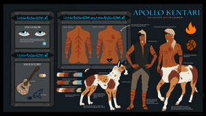 Reference Sheet | Apollo v2.0 by Sephasaur