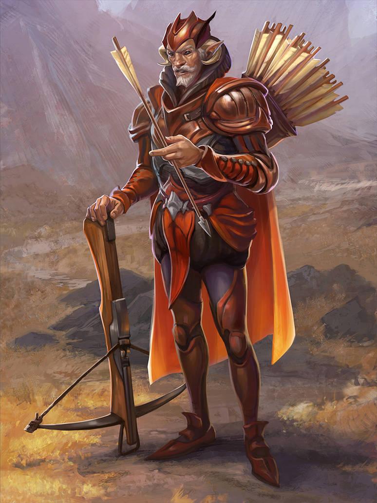 Faustus by egilthompson