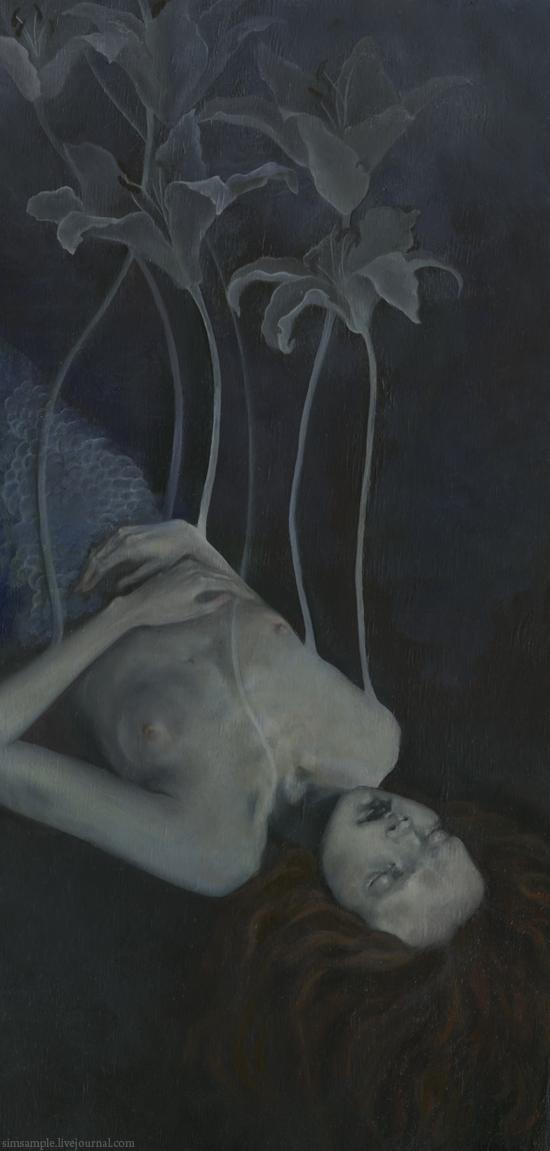 mermaid by annaSimplesSample