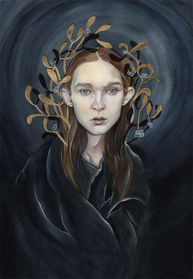 mistletoe by annaSimplesSample