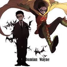 Damian Wayne x Catgirl!Reader Pt 1 by Jazz-demo on DeviantArt