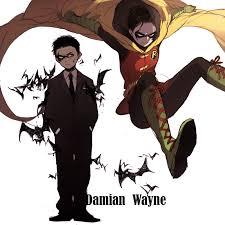 Damian Wayne x Catgirl!Reader Pt  9 by Jazz-demo on DeviantArt