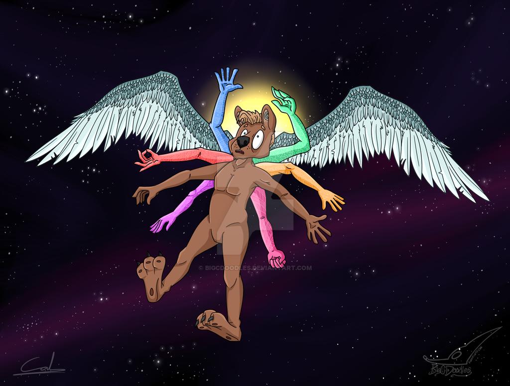 Stellar Parallax by BigCdoodles