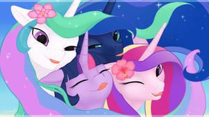 Sister Princesses