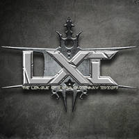 LXI Seal on Background