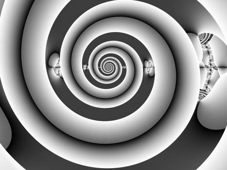 Spiraling Outwardly
