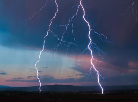 Crying Lightning.