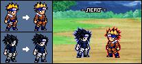Naruto and sasuke by VTK