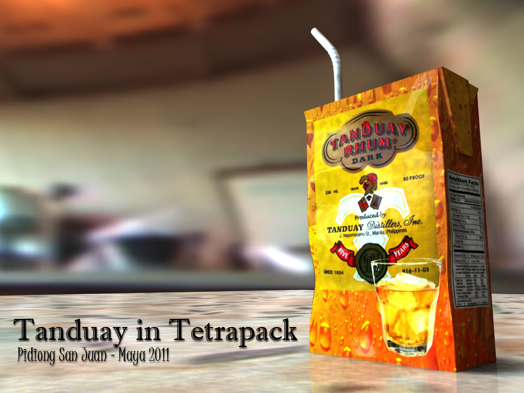 T5 in Tetrapack by Pidiong