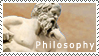 Philosophy Stamp by Rococokara