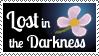 Lost In The Darkness Stamp by Rococokara