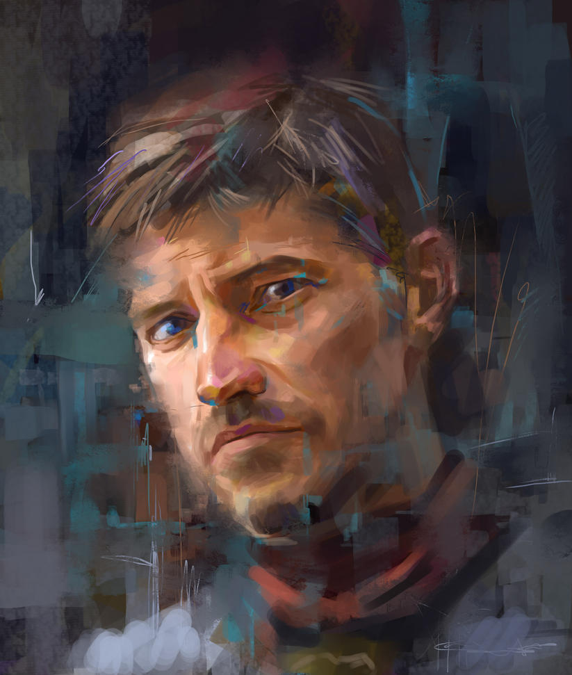 jaime lannister game of thrones by AlexPotapov