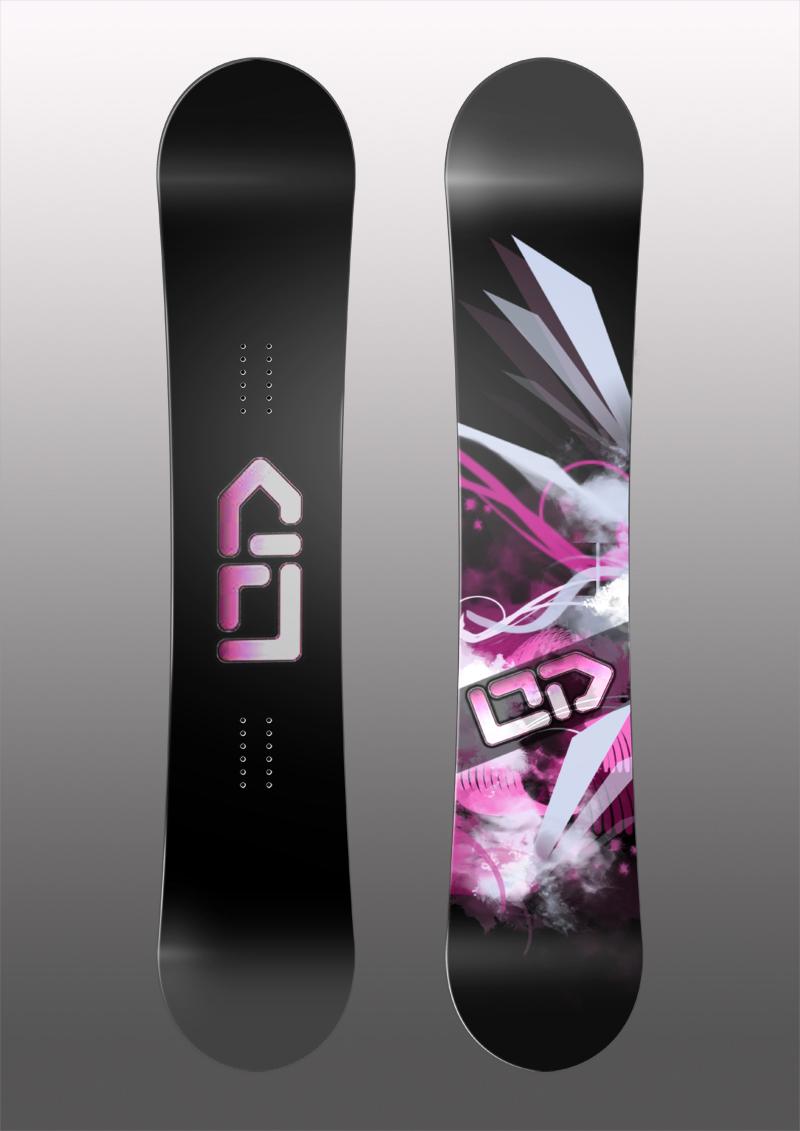 OD Snowboard 2