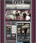 Elliz Clothing Myspace Page