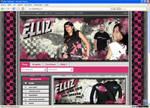 Elliz Clothing Website