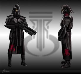 Villikon Chronicles Sentinels by Elisa-Feliz