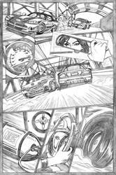 Car Chase by Elisa-Feliz