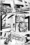 Codename: X-girl - Page 3 Inks