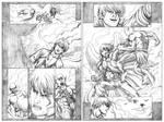 Feather-Light Sample Pages by Elisa-Feliz