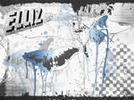 Elliz Clothing Wallpaper -Blue