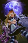 Alice In Nightmareland by Elisa-Feliz