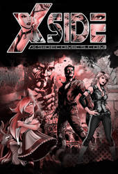XSIDE Comics Giant banner by Elisa-Feliz