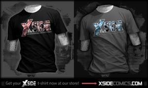 XSIDE Comics T-shirts
