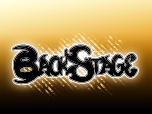 Backstage Band Logo