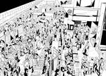 NB Double-Page Spread - Comic Convention
