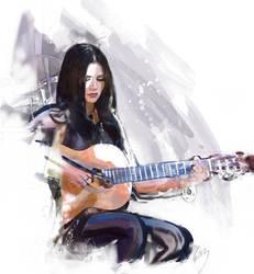 Marianne by Elisa-Feliz