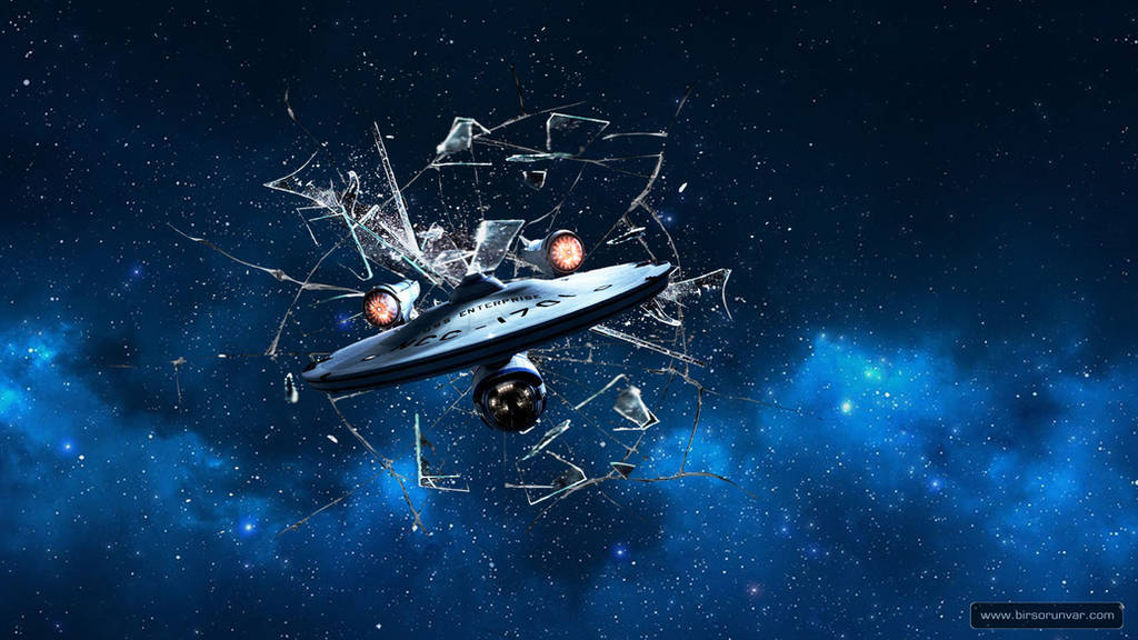 Startrek Spaceship Enterprise Wallpaper 1920x1080 by mr-doe