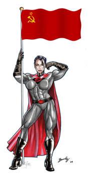 Soviet Superwoman Commission