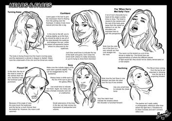 Tutorial: Heads + Faces 2 by Bambs79