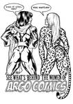 Argo Comics Poster