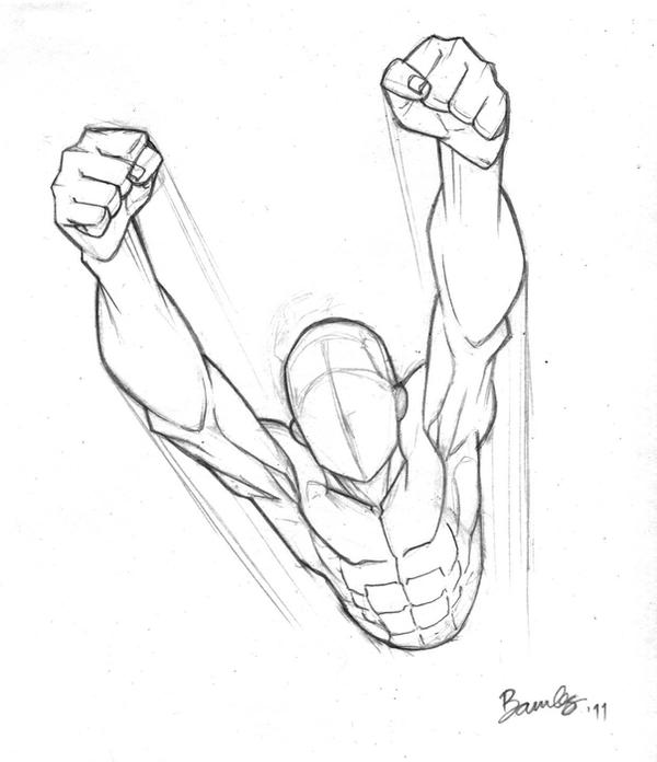 90 mins: Flying Torso by Bambs79