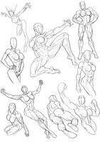 Sketchbook Fit Ladies by Bambs79
