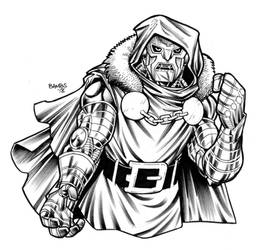 Dr Doom by Bambs79
