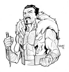 Kraven by Bambs79