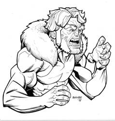 Sabretooth by Bambs79