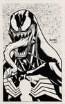 Convention Style Sketch - Venom