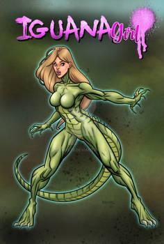 Iguana Girl