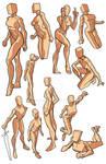 Figure Ergonomes
