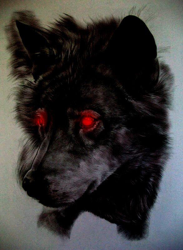 Hellhound by Saphira011