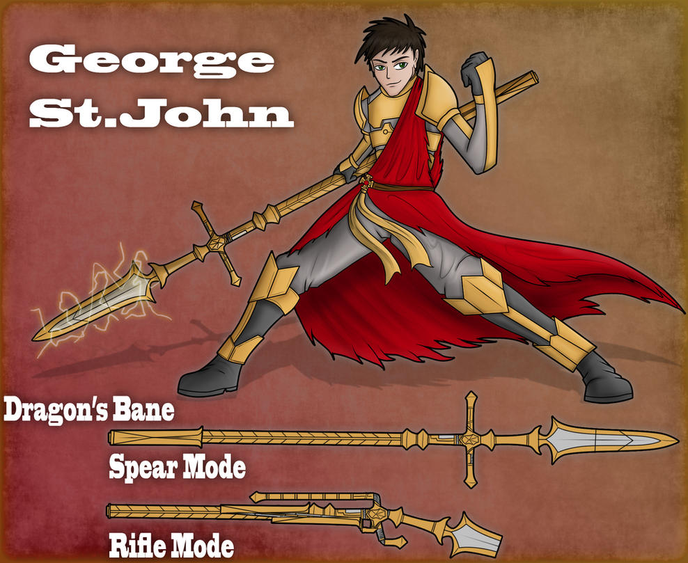 George St. John by BloodAngelsCaptain1