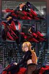 Shadowrun - Nine Tailed Fox - Page 1