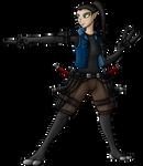 Shadowrun - NTF - Vivian Thyme