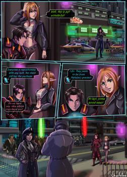Shadowrun - Nine Tailed Fox - Page 21